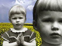 children faces