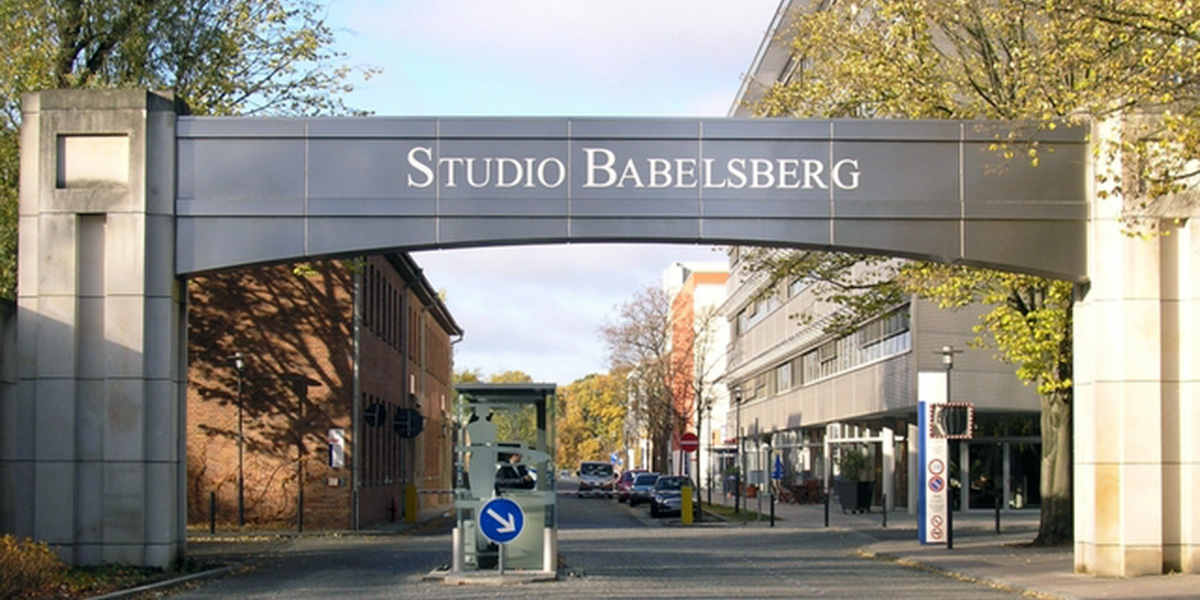 Film Studio Babelsberg Berlin